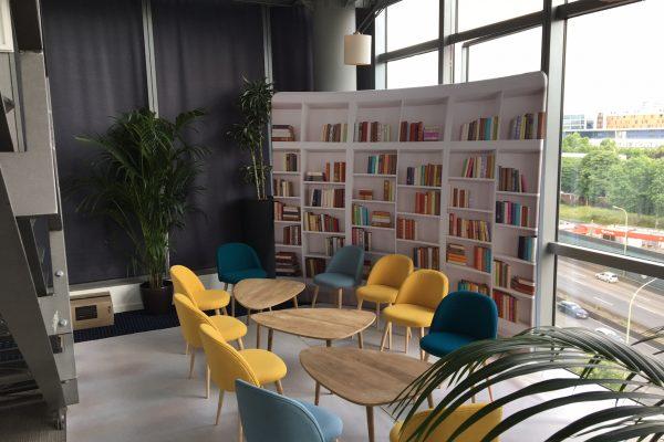 Aménagement d'espace – Décoration d'intérieure